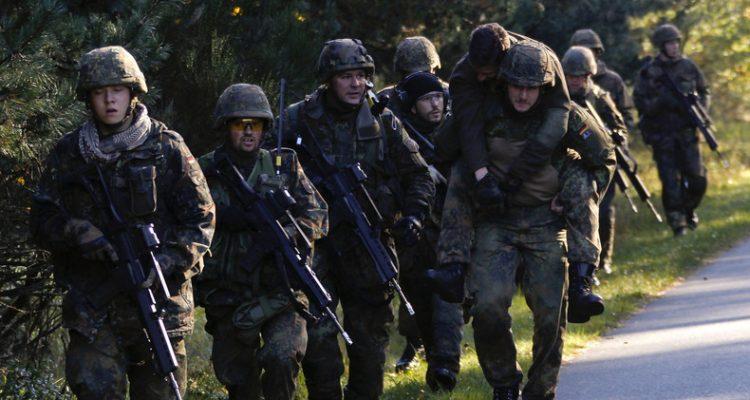 Sporttest Bundeswehr Grundausbildung