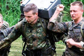 Military Fitness Bundeswehr