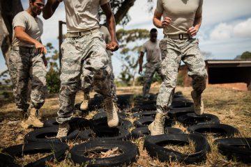 Military Fitness Trainingspläne